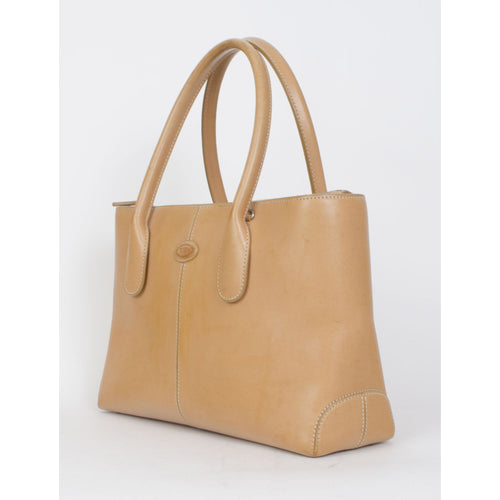 Tod's Calfskin Tote - aptiques by Authentic PreOwned