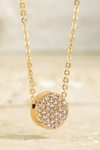 Kate Necklace - Gold