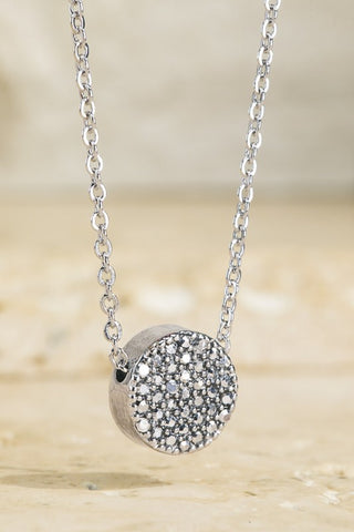 Kate Necklace - Silver