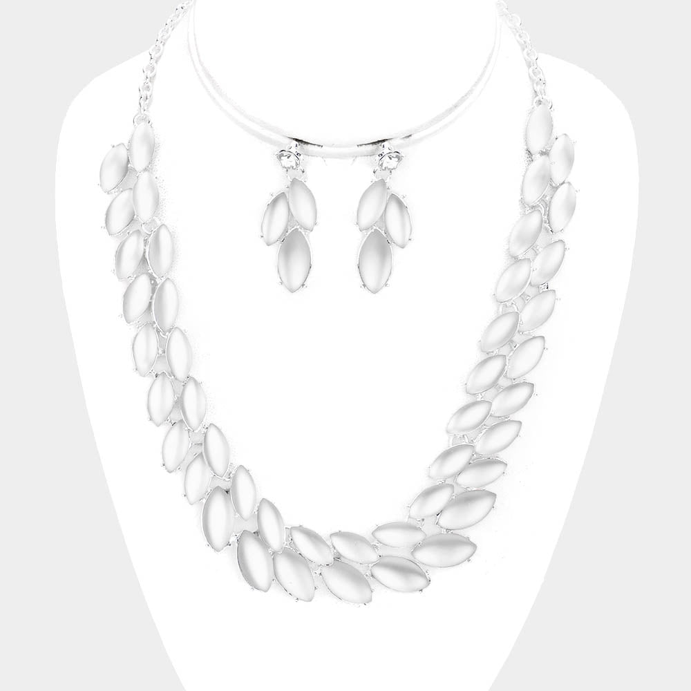 Marsha Necklace & Earring Set