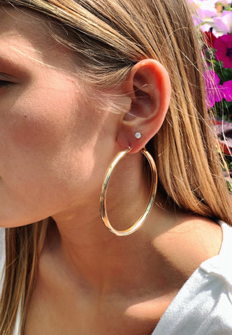 Madey Hoop Earrings