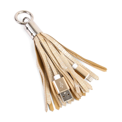 USB Tassel Key Chain