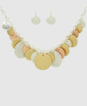 Monica Necklace & Earring Set