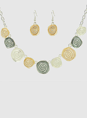 Vicki Necklace & Earring Set