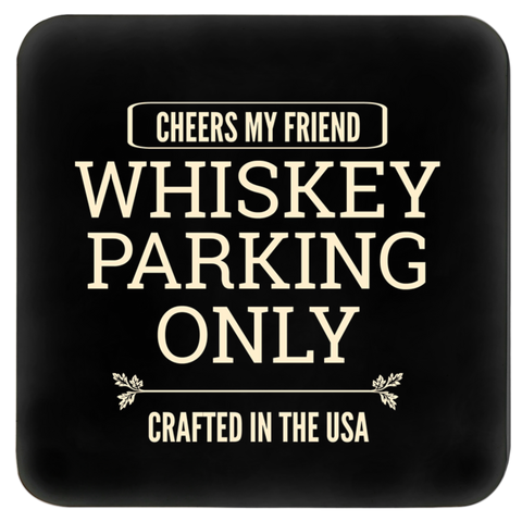 Crafted in the USA - coasters