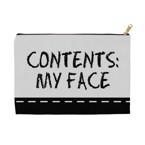 Contents: My Face