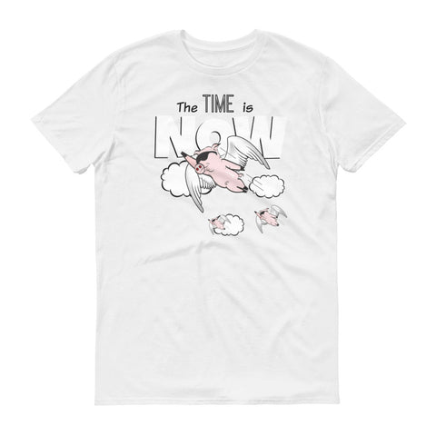 The Time Is Now - unisex