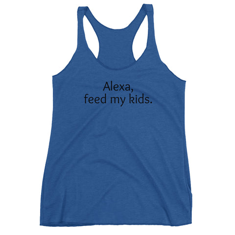 Alexa, Feed My Kids -