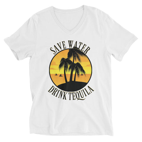 Save Water, Drink Tequila - unisex