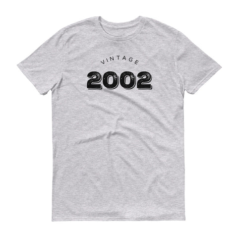 16th Birthday - Vintage 2002 - unisex