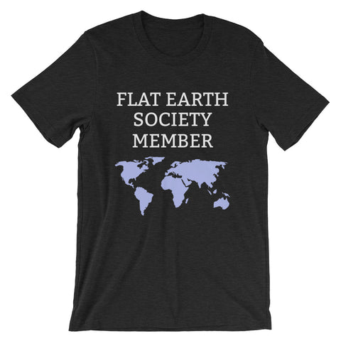Flat Earth Society - unisex