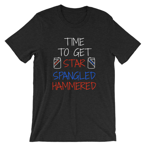 Star Spangled Hammered - unisex