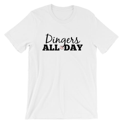 Dingers All Day - unisex
