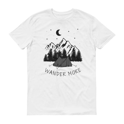 Wander More - unisex