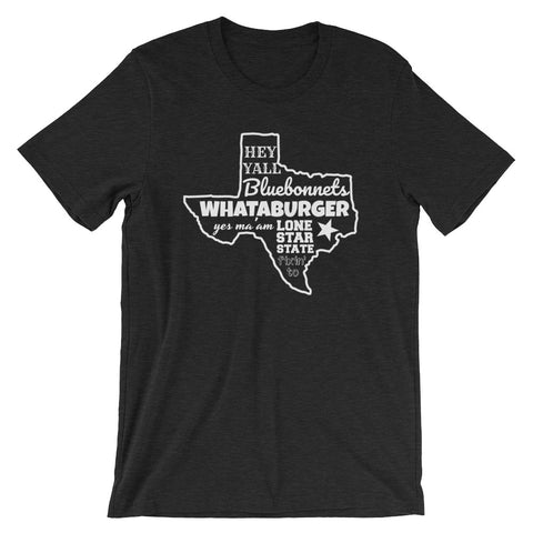 Lone Star State - unisex