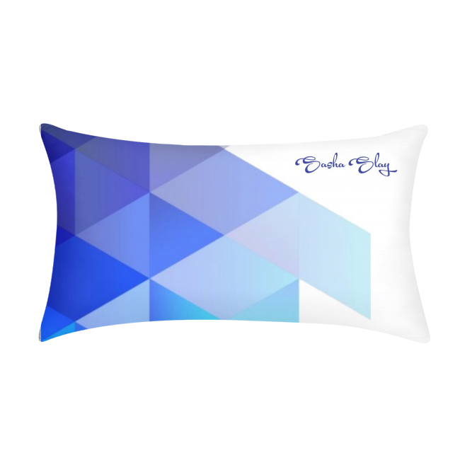 BLUE ICE Pillow Case ( King )