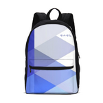 BLUE ICE Small Canvas Backpack