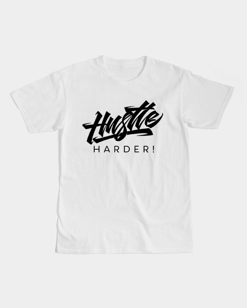 HustleHarder1 Men's Graphic Tee