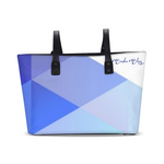 BLUE ICE Stylish Tote