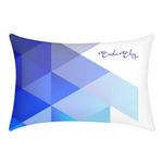 BLUE ICE Pillow Case ( Queen)