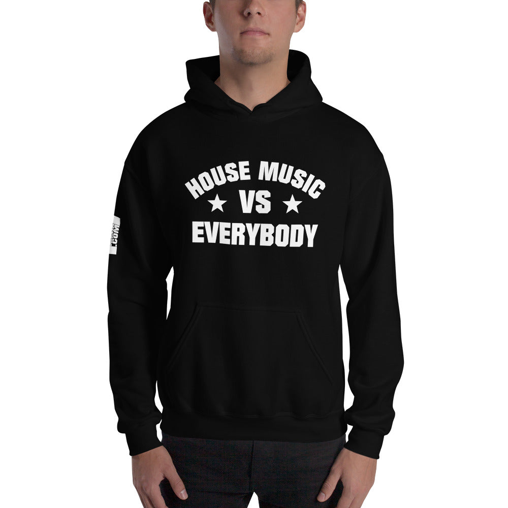 hMEV1  Unisex Heavy Blend Hooded Sweatshirt