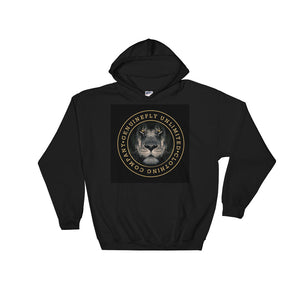 GFly LionMedal Hooded Sweatshirt