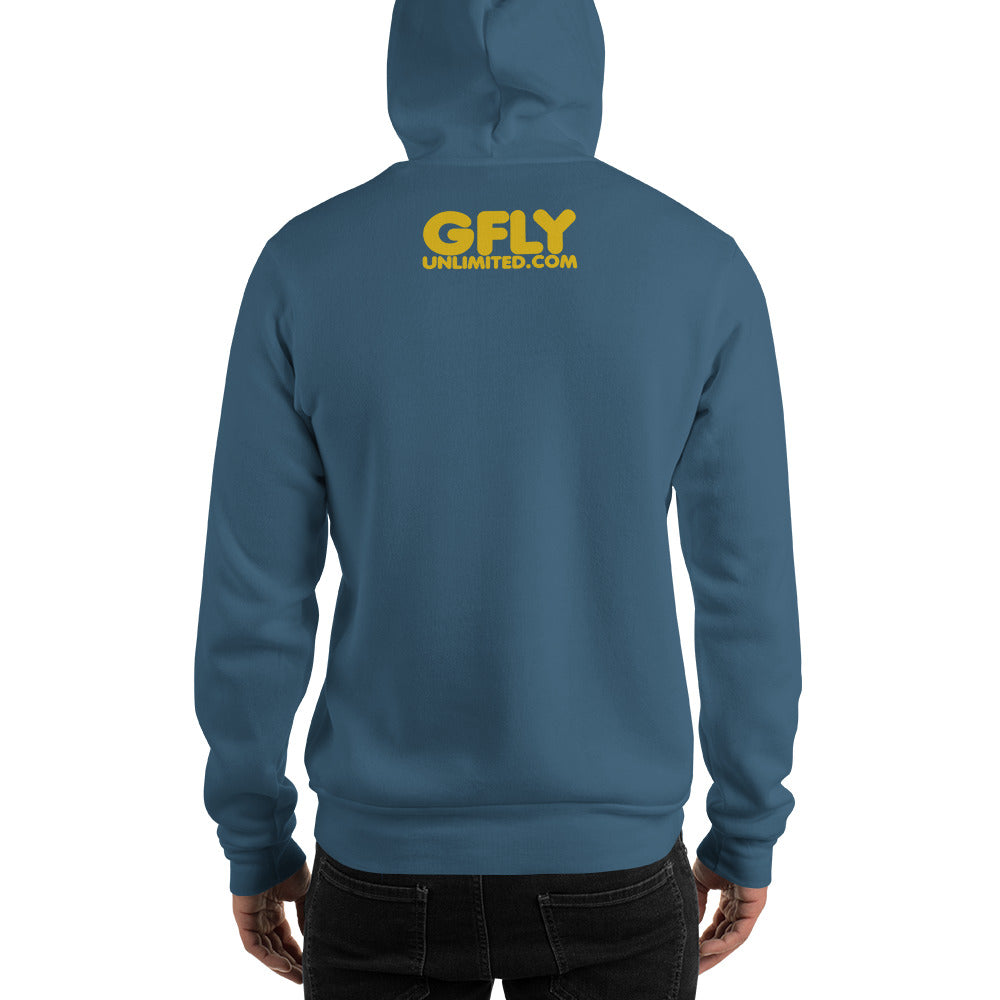 GHust01 Hooded Sweatshirt
