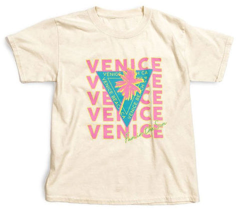 kids boys youth Venice unique urban graphic tee