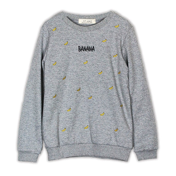Unisex Banana Sweatshirt (3-8yrs) - Port 213.com