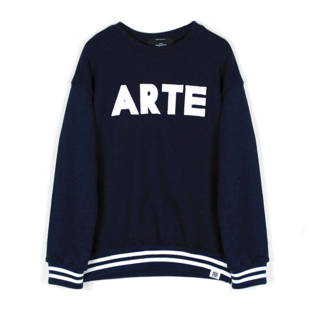 Unisex Arte Sweatshirt (4-8yrs) - Port 213.com