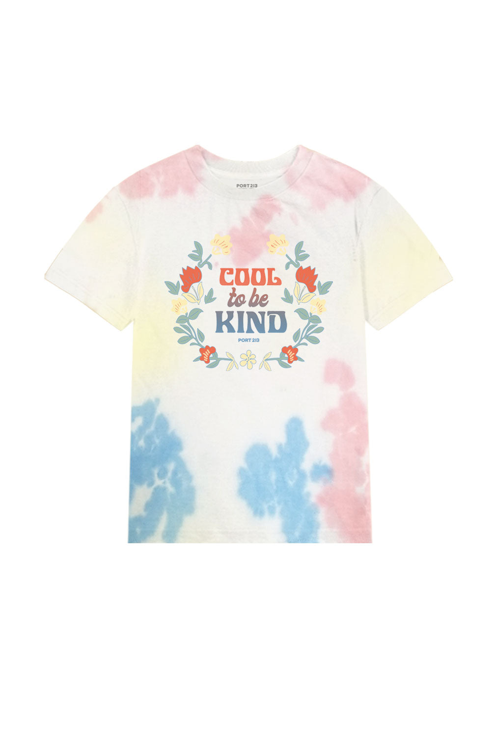 Tie Dye Cool To Be Kind T-shirt