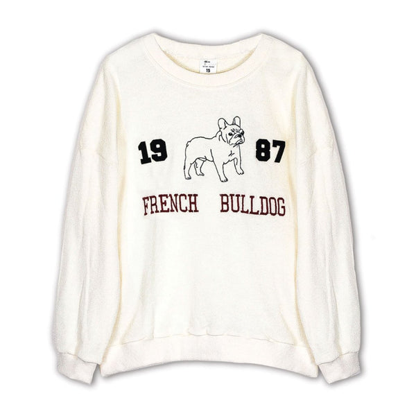 Unisex French Bulldog Sweatshirt (3-8yrs) - Port 213.com