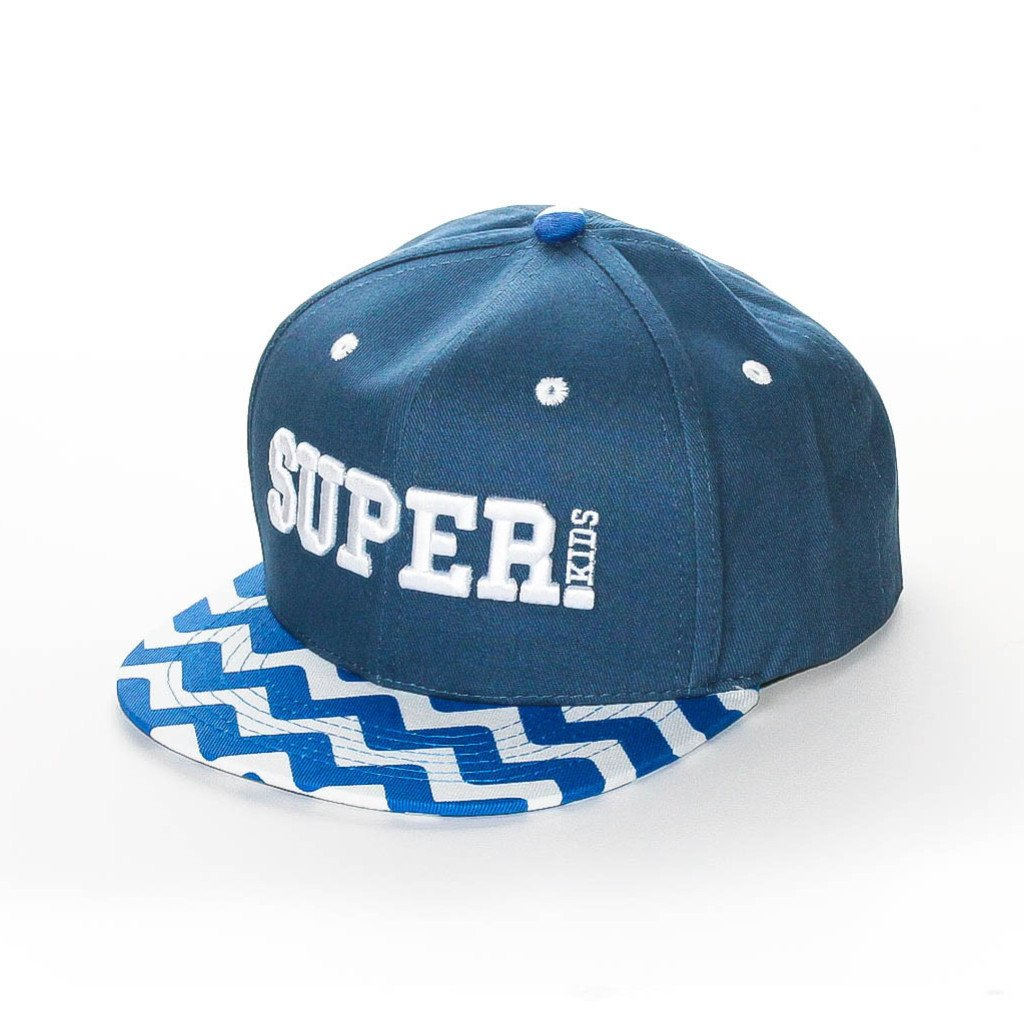 Unisex Super Kids Snapback Hat (3-11yrs) - Port 213.com