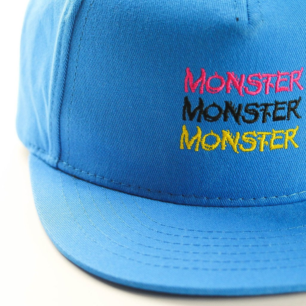 Monsters Snapback Hat (3-11yrs) - Port 213.com