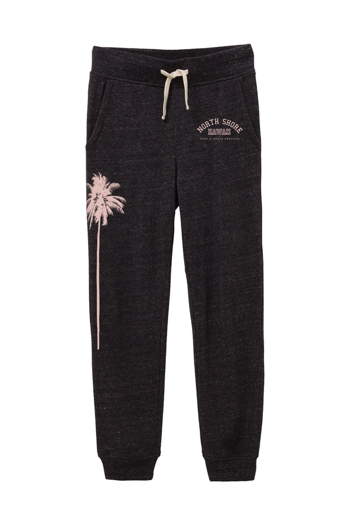Eco Black North Shore Jogger Pant