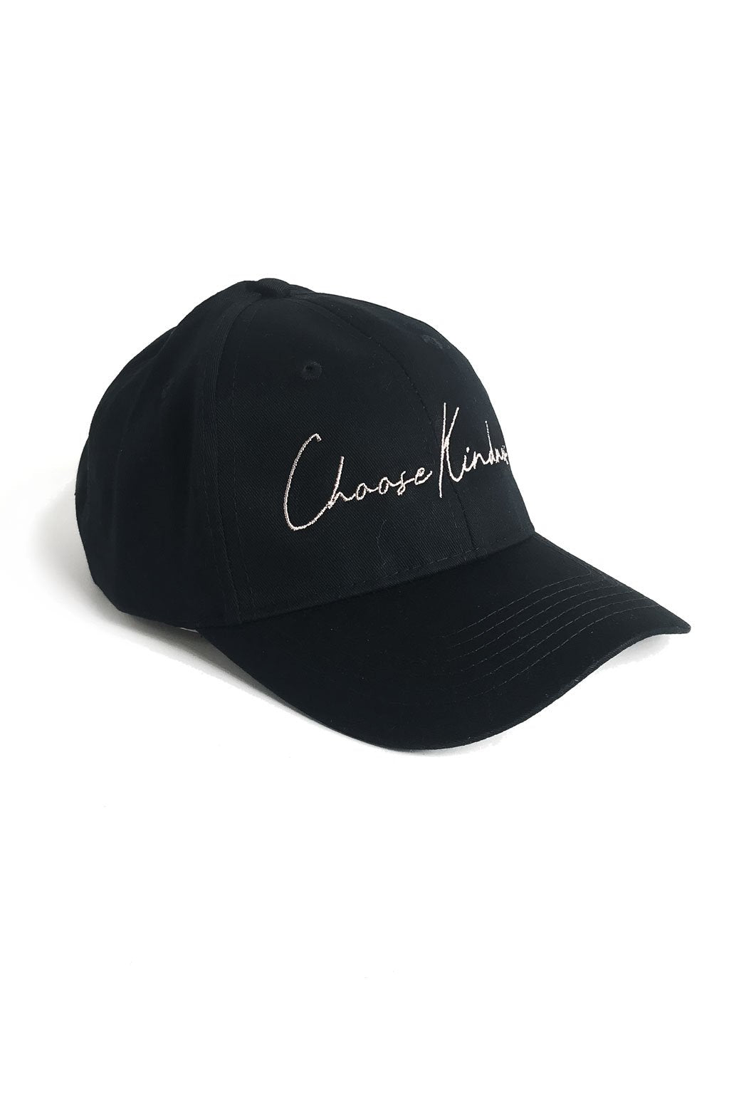 Black Logo Cap - Port 213.com