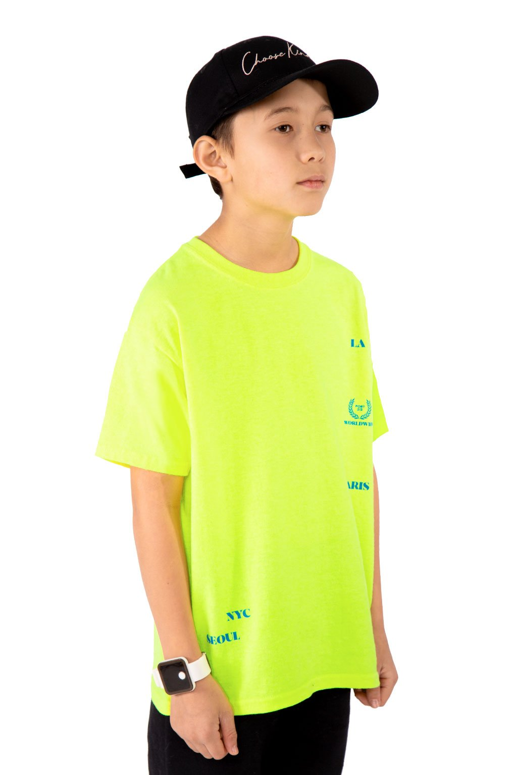 Green Cities T-Shirt - Port 213.com