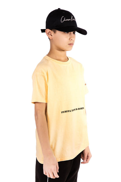 Yellow Perfection T-shirt - Port 213.com