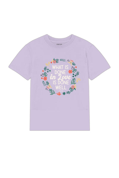 Purple Love T-shirt