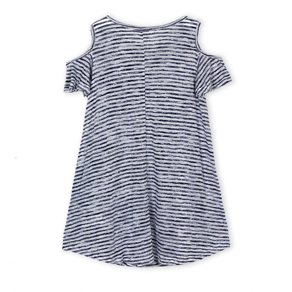 Ice Cream T-shirt Dress (4-12yrs) - Port 213.com