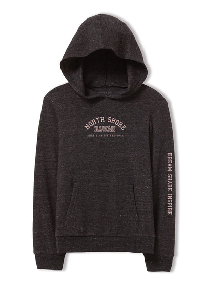 Eco Black North Shore Hoodie