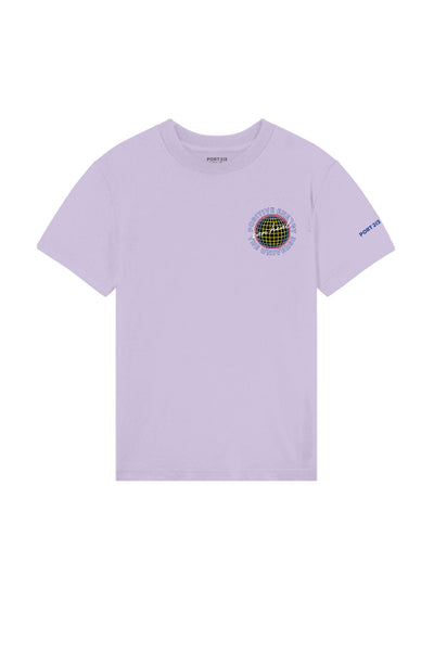 Purple Positive Energy T-shirt