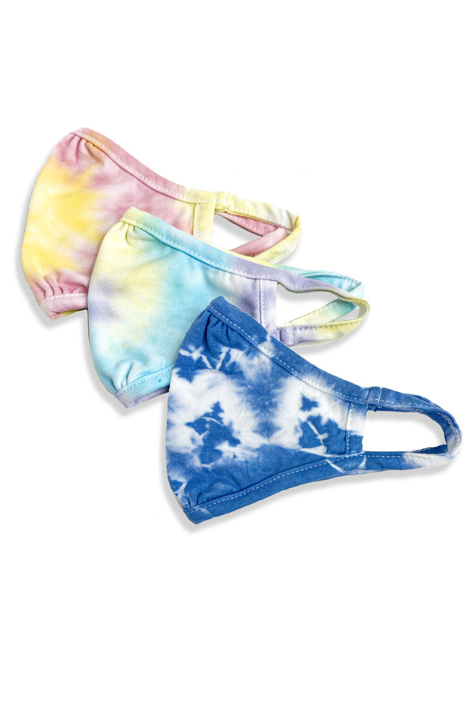 Adult Eco Friendly Tie Dye Face Mask