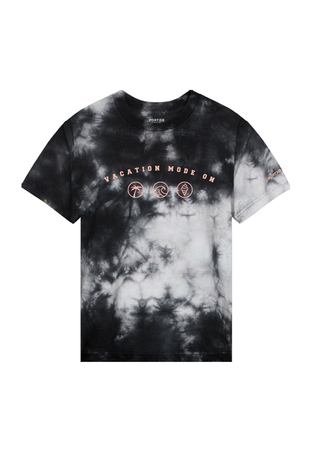 Tie Dye Vacation T-shirt