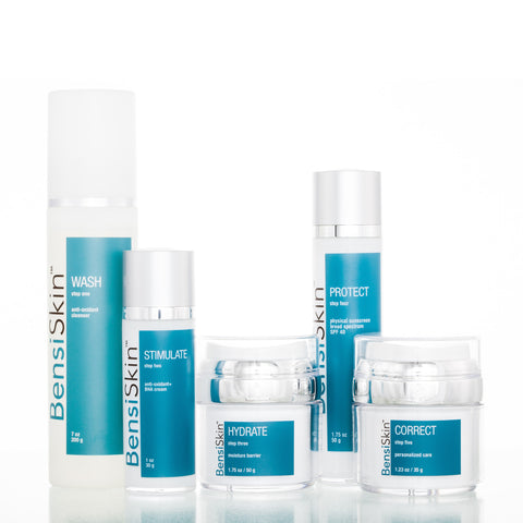 BensiSkin Advanced System Plus with Stimulate Cream