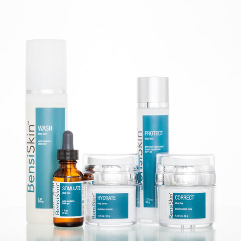 BensiSkin Advanced System Plus with Stimulate Sero-Gel