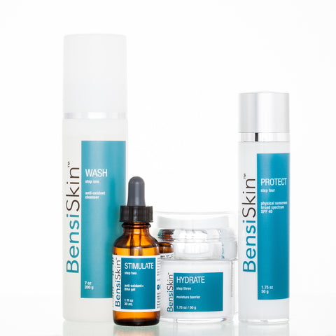 BensiSkin Core System with Stimulate Sero-Gel