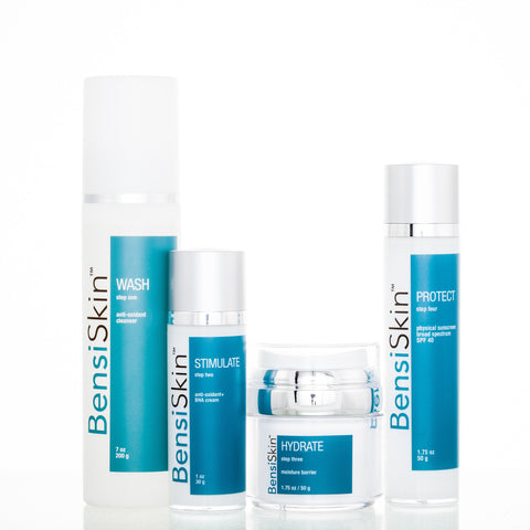 BensiSkin Core System with Stimulate Cream