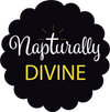 Napturally Divine, LLC logo - an online beauty supply store