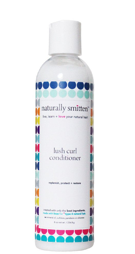 Naturally Smitten Lush Curl Conditioner